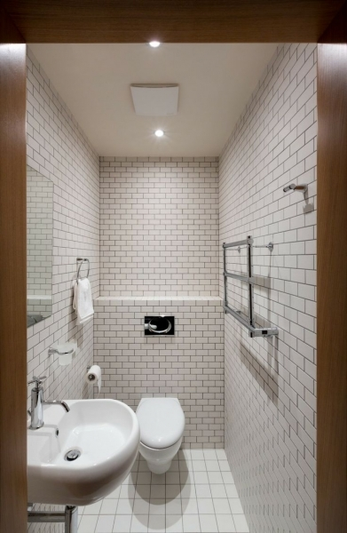 Awesome Chic Minimalist Interior In Smart Design Exquisite Small Toilet Small Toilet Design Image 199