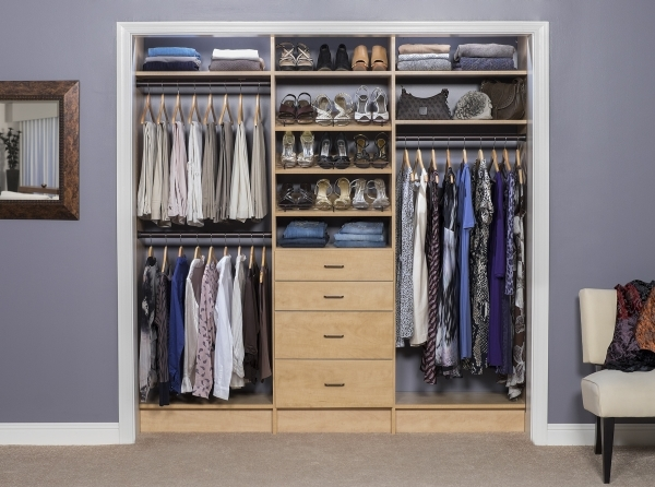 Awesome Small Closet Organization Ideas From Closet Design Pros Small Closet Organization