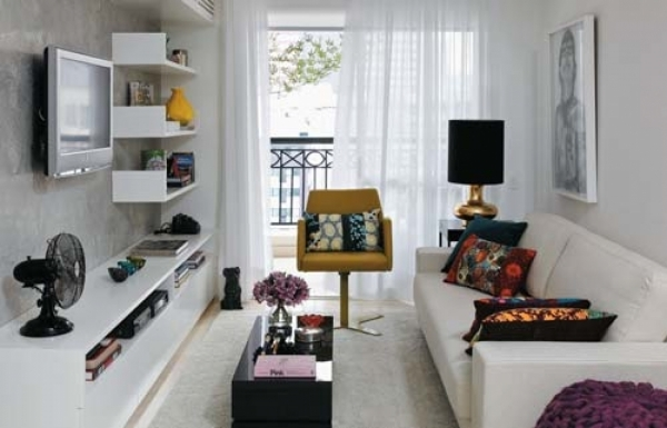 Delightful Marvellous Small Apartment Space Apartments Decorations Decorating Small Spaces