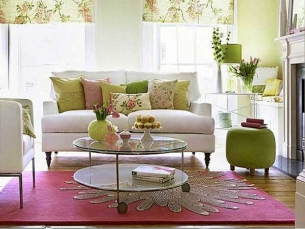 Fascinating Apartment Modern Home Interior Design Small Apartment Pink Area Gorgeous Small Living Rooms