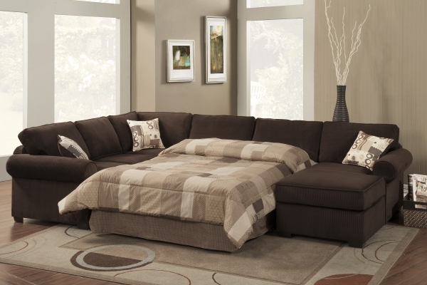 Gorgeous Corner Dark Tone Chaise Sofa With Sleeper As Well As Sleeper Sofas Small Sleeper Sofa With Chaise