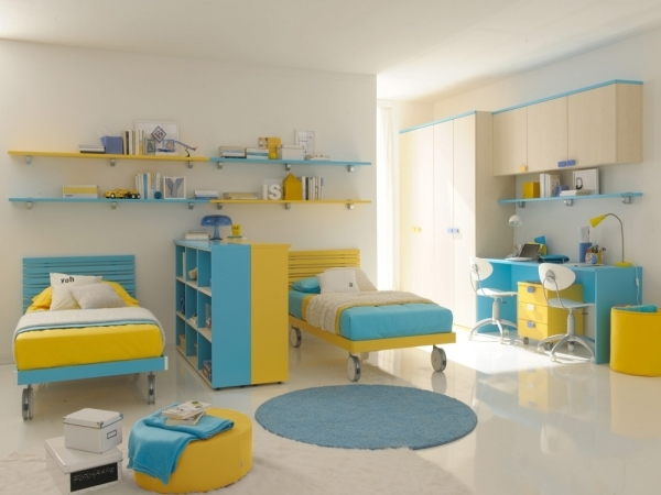 Image of Bedroom Cheap And Modern Kids Study Furniture For Small Bedroom Beautiful Small Childrens