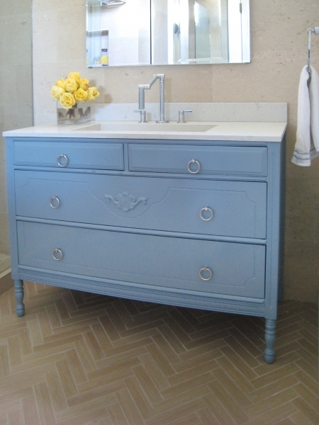 Inspiring White Wooden Vanity With Storage And Drawers Combined With Black Small Bathroom Vanities With Drawers