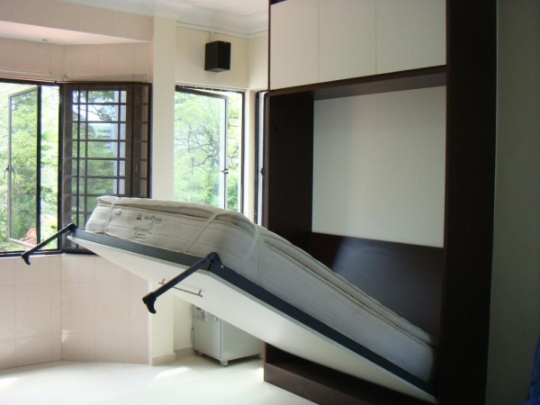 Outstanding A Couple Worthy Models Of Hidden Bed Ideas Drawhome Small Couple Room Design