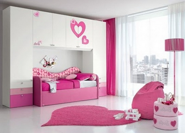 Picture of Lovely Girl Bed Rooms 1 Teenage Girl Bedroom Ideas For Small Rooms Decorate A Teen Girls Bedroom With Single Size Bed And Small Room