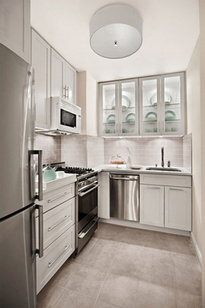 Remarkable Beautiful Kitchen Cabinet Ideas For Small Kitchens White Small Small White Kitchen Designs
