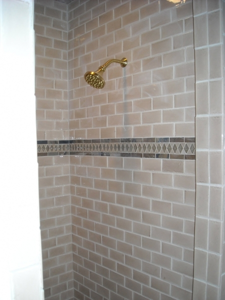 Remarkable Decorative Subway Tile Bathroom Subway Tile Bathroom And Ideas For Small Bathroom Renovation With Subway Tile In Shower