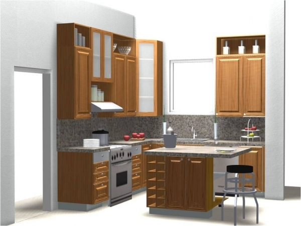 Stunning Ideas For Small Kitchen Interior Home Decorating Ideas Interior Design In Small Kitchen