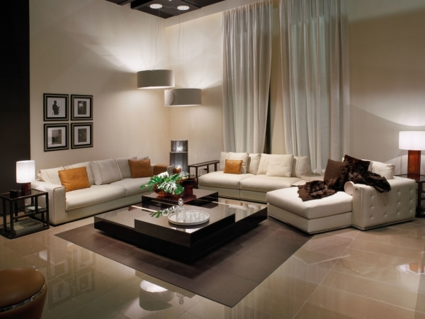 Wonderful Modular Living Room Furniture Ideas For Modern Small Spaces Contemporary Loveseat Small Spaces