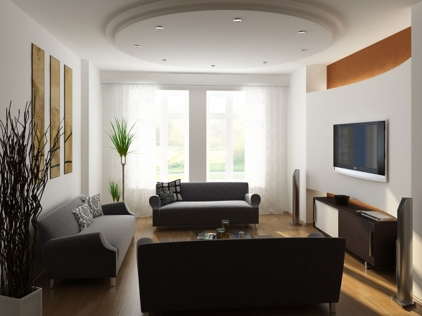 Alluring Excellent Small Living Room Ideas With White Paint Color Furnished Furnished Small Sized Living Room