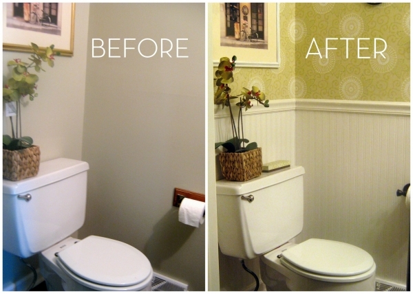 Beautiful Create Your Own The Best Colors For Small Bathrooms With These Small Bathroom Painting