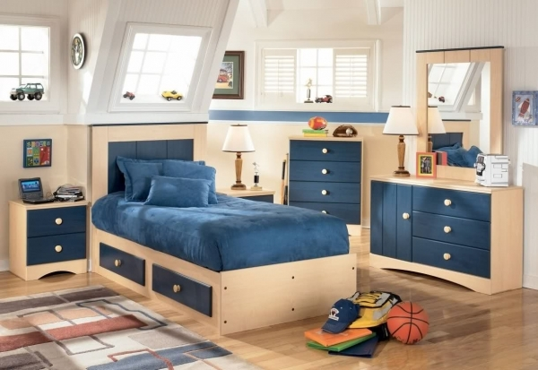 Beautiful Kids Bedroom Decorating Ideas With Modern Furniture Aida Homes Modern Children Bedroom Small