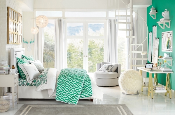 Beautiful Pbteen To Open Store In Tysons Corner Center Business Wire Pottery Barn Teen Small Room