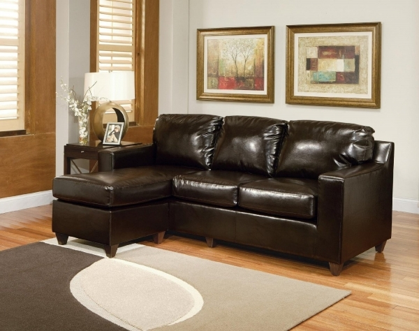 Delightful Compact Sectional Sofa 10639 Small Sofa With Chaise Lounge