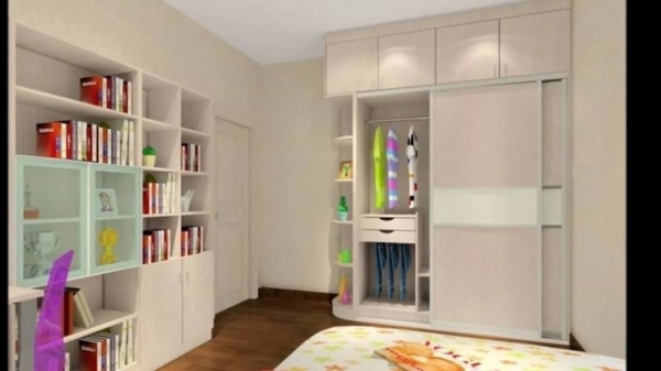 Delightful The Arrangement Of A Small Bedroom With Wardrobe Inspiration Youtube Wardrobe For A Small Bedroom