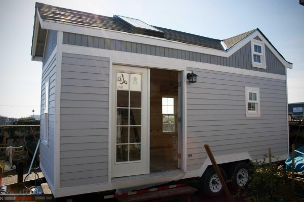 Delightful Tiny House Villages Make A Big Difference For Homeless People Tiny House Organization