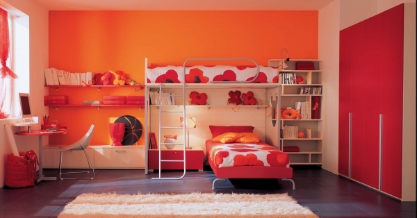 Fantastic Bunk Bed Room Layout Best Layout Room Bunk Bed Decor Ideas For Coed Small Room