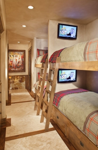 Gorgeous Roomreveal Bunk Bed Heaven For The Kids Design One Interiors Bunk Bed Decor Ideas For Coed Small Room