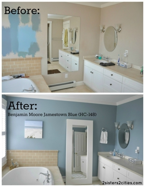 Gorgeous Small Bathroom Paint Color Ideas Design Your Home Small Bathroom Painting