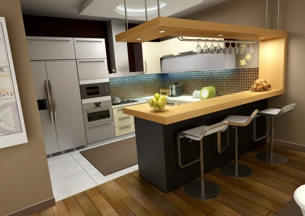 Image of How To Choose The Best Small Space Kitchen Design All Family Kitchen Designs For Small Spaces