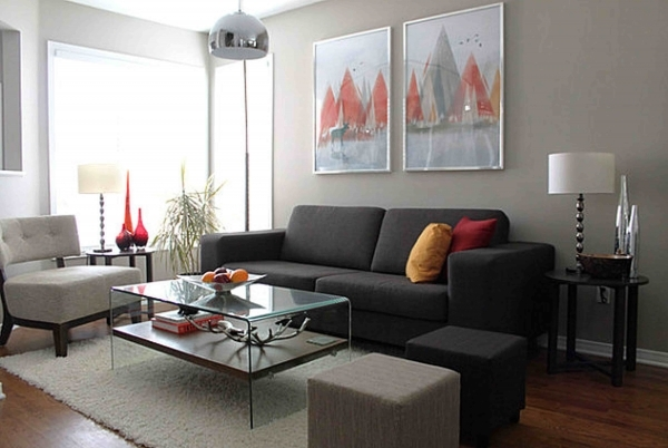 Image of Small Living Room Furniture At Mellunasaw Modern Home Interior Small Living Room Furniture
