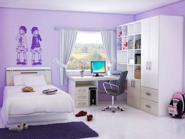 Image of Teenage Girl Bedroom Ideas For Big Rooms Ideas Big Ideas For Small Spaces Bedrooms