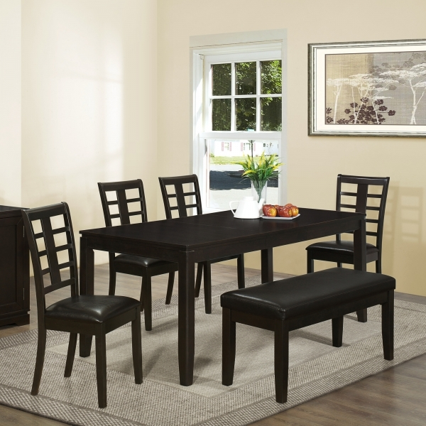 Incredible Dining Room Best Simple Tall Lacquered Walnut Wood Dining Table Best Small Dining Tables