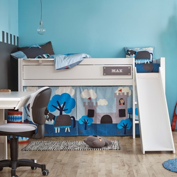 Inspiring Pretty Variety Of Themed Children39s Beds Mixing Fun Perform And Cabin Beds For Small Rooms
