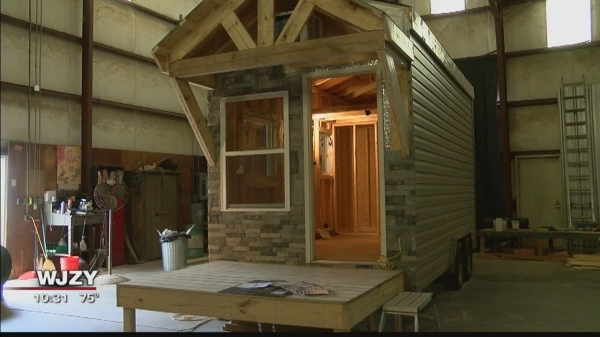 Inspiring Rock Hill Organizations Continues With Tiny House Initiative Tiny House Organization