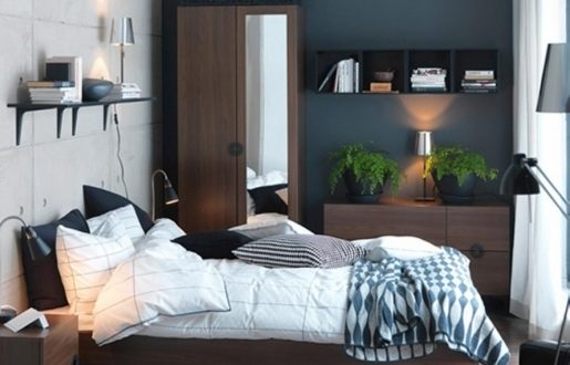 Small Bedroom Colours Ideas
