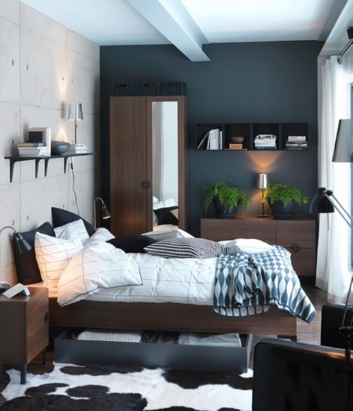 Inspiring Shiny Paint Color Ideas For Small Bedrooms 4734 Downlinesco Small Bedroom Colours Ideas