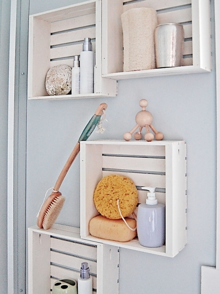 Marvelous Best Innovative Bathroom Storage Ideas For Small Ro 3526 Shelving For Small Spaces