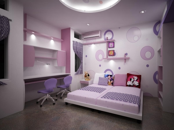 Outstanding 45 Small And Compact Bedroom Solutions Neat Homes Small Bedroom Two Kids