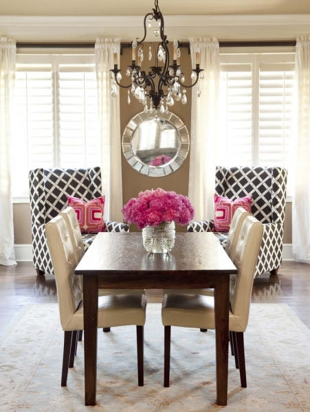 Picture of Dining Room Small Dining Room Ideas With Wooden Dining Table And Small Dining Room Ideas