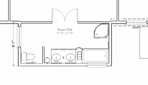 Picture of Small Bathroom Floor Plans With Maximal Features Designing City Plans For Small Bathrooms