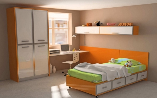 Remarkable Interesting Kids Bedroom Furniture For Small Rooms Design Ideas Modern Children Bedroom Small
