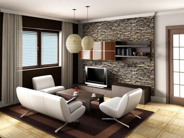 Remarkable Small Space Living Ikea With Simple Wooden Table With Chairs And Comfortable Sofas Decorating Small Space Living Room