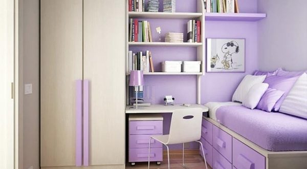 Small Teen Girls Room Ideas
