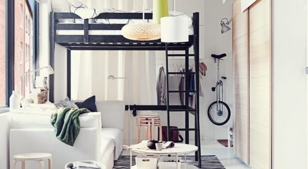Big Ideas For Small Spaces Bedrooms