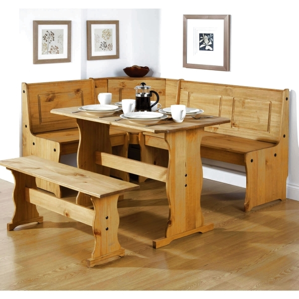 Stunning Dining Room Tables With Benches Sneakergreet Small Bench Table