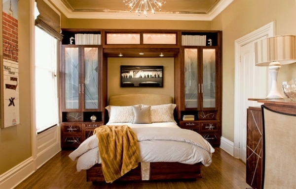 Stylish Decorate A Small Sized Bedroom With Small Bedroom Ideas Small Bedroom Ideas