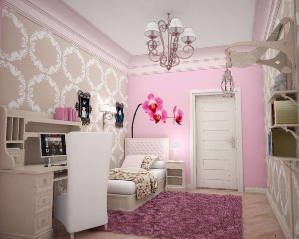 Wonderful Teen Girl Room Ideas Incorporating Lovely Decorations Designing City Small Teen Girls Room Ideas