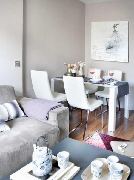 Alluring Amazing Of Living Room Dining Room Combined With Small Li 2132 Small Living And Dining