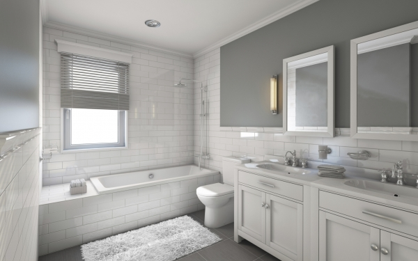 Alluring Bed Amp Bath Subway Tile Bathroom Ideas For Bathroom Makeover With Small Bathroom Remodeling Subway Tile