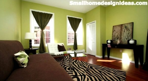 Small Size Comfort Room Design