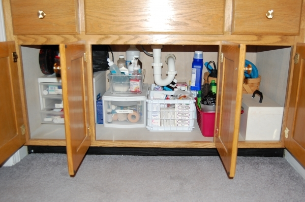 Awesome Bathroom Organization In A Small Space Let39s Get Cooking Small Space Organizers