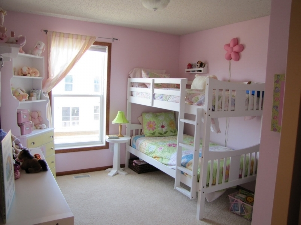 Awesome Tiny Accessories Girls Bedroom Ideas With Bunk Beds Small Girls Bunk Beds Decorating Ideas