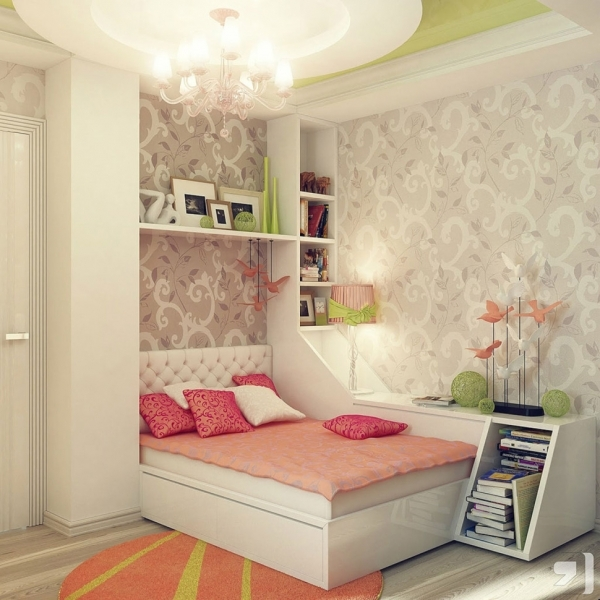 Beautiful Decorations Small Beautiful Mini Bed Rooms Office As Wells As Small Bedroom Decorating Ideas