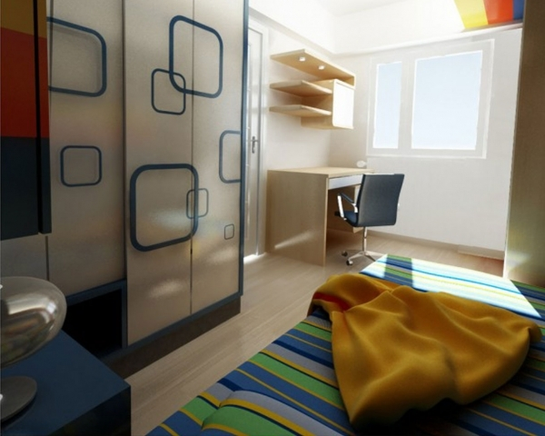 Beautiful Interesting Kid Bed With Room Interior Decorating And Home Design Decorating A Small Childrens Room