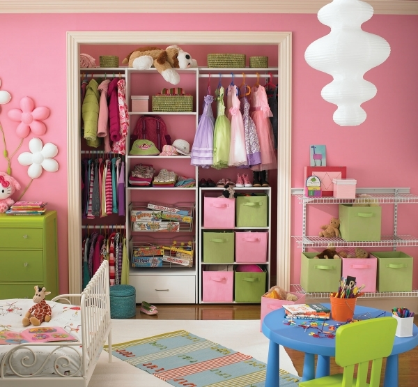 Beautiful Kids Bedroom Fun Small Kids Wardrobe Design Eas Gohomedesign Decorating A Small Childrens Room